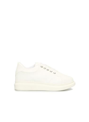 Divarese Divarese 5023462 Erkek Çocuk Sneaker Beyaz